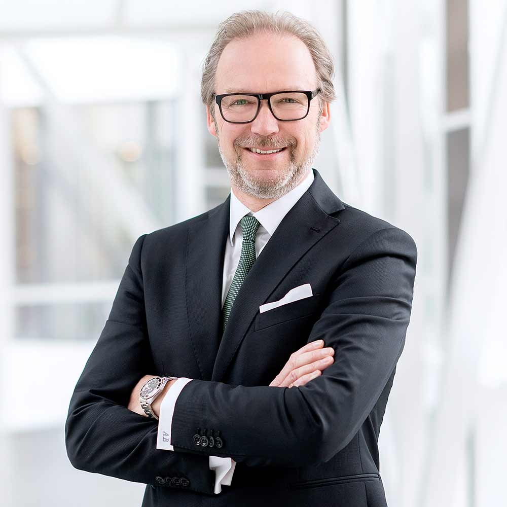 Andreas Barduna, Commercial Manager of the Miele Professional Business Unit (Gütersloh)