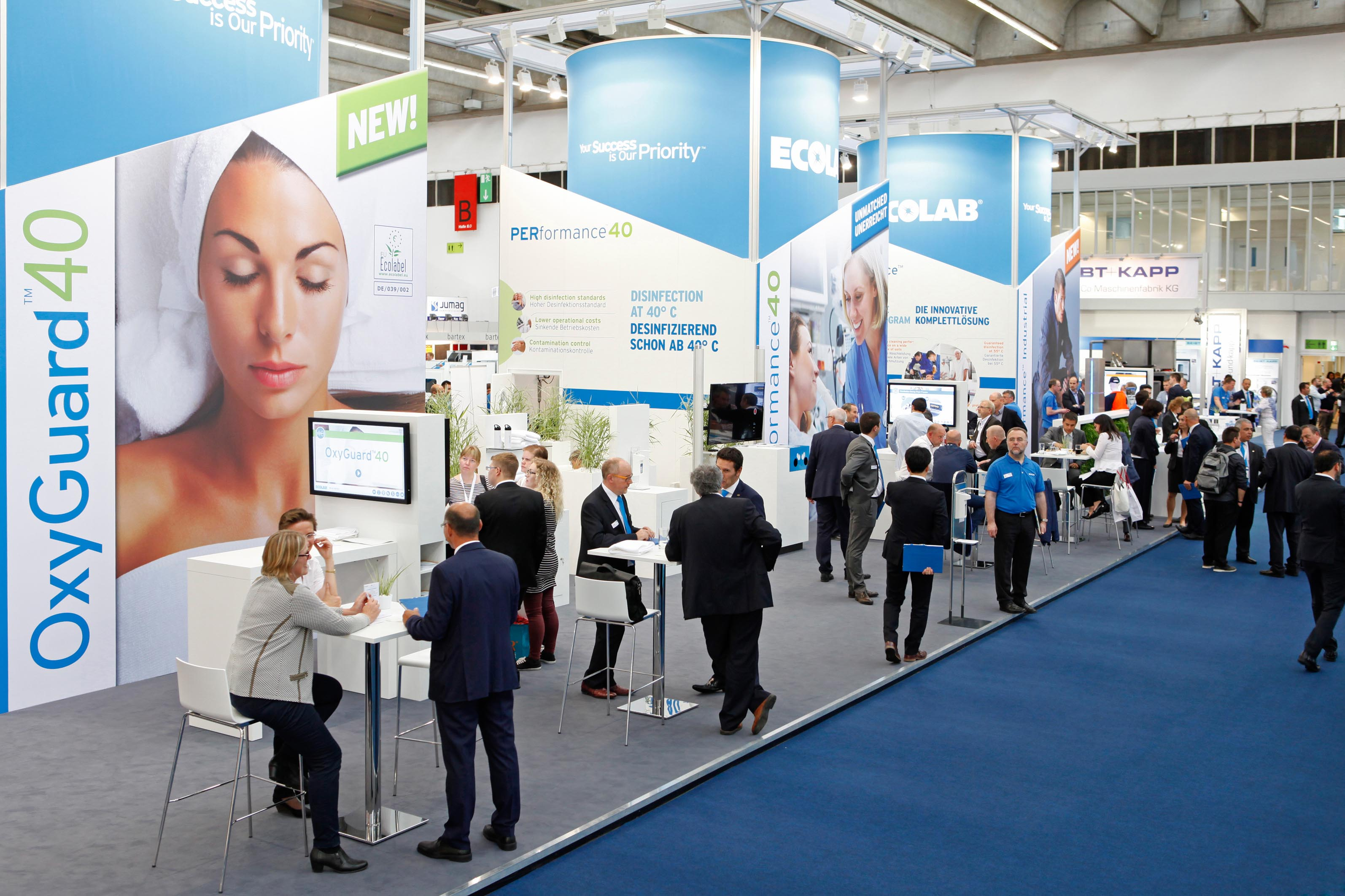 Texcare international 2016Messe Frankfurt Exhibition GmbH